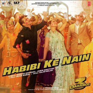 دانلود آهنگ هندی جوبین نوتیال به نام Habibi Ke Nain + متن آهنگ