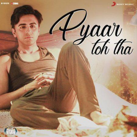 دانلود آهنگ هندی جوبین نوتیال به نام Pyaar Toh Tha + متن آهنگ