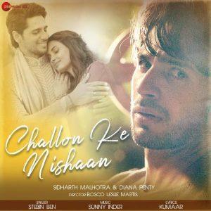 دانلود آهنگ هندی Stebin Ben به نام Challon Ke Nishaan + متن آهنگ