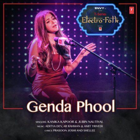 دانلود آهنگ هندی کانیکا کاپور به نام Genda Phool + متن آهنگ