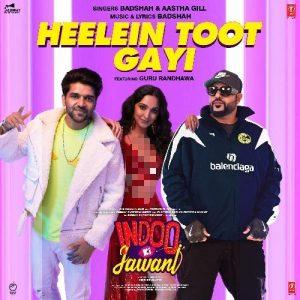 دانلود آهنگ هندی گورو رندهاوا و بادشاه به نام Heelein Toot Gayi + متن آهنگ