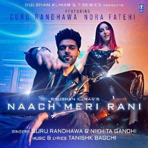 دانلود آهنگ هندی گورو رندهاوا به نام Naach Meri Rani + متن آهنگ