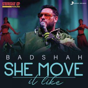 دانلود آهنگ هندی بادشاه به نام She Move It Like + متن آهنگ