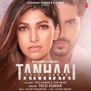 دانلود آهنگ هندی تولسی کومار به نام Tanhaai + متن آهنگ