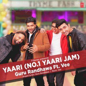 دانلود آهنگ هندی گورو رندهاوا به نام Yaari + متن آهنگ