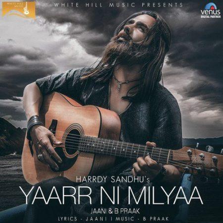 دانلود آهنگ هندی هاردی سندهو به نام Yaarr Ni Milyaa + متن آهنگ