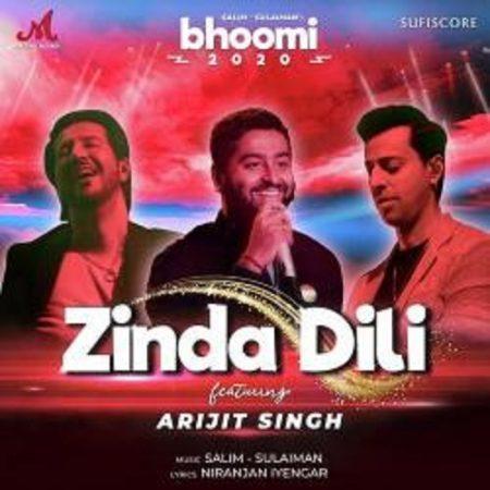دانلود آهنگ هندی آرجیت سینگ به نام Zinda Dili + متن آهنگ