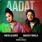 دانلود آهنگ هندی Shefali Alvares به نام Aadat + متن آهنگ