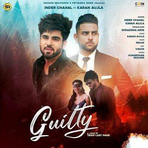 دانلود آهنگ هندی Karan Aujla به نام Guilty + متن آهنگ