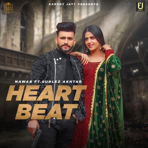 دانلود آهنگ هندی Gurlez Akhtar به نام Heartbeat + متن آهنگ