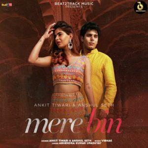 دانلود آهنگ هندی Ankit Tiwari به نام Mere Bin + متن آهنگ