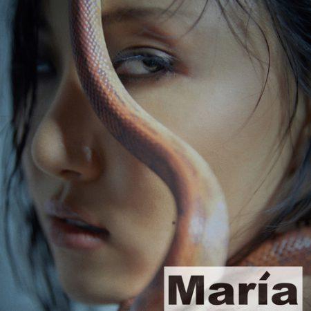 دانلود آلبوم جدید کره ای هواسا مامامو (Hwasa) به نام Maria