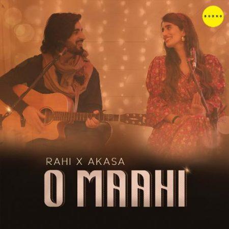 دانلود آهنگ هندی Akasa Singh به نام O Maahi + متن آهنگ