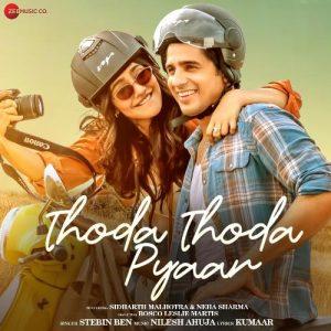 دانلود آهنگ هندی Stebin Ben به نام Thoda Thoda Pyaar + متن آهنگ