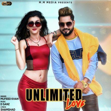 دانلود آهنگ هندی Mufeed Khan به نام Unlimited Love + متن آهنگ