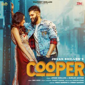 دانلود آهنگ هندی Gurlez Akhtar به نام Cooper + متن آهنگ