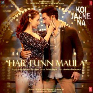 دانلود آهنگ هندی Vishal Dadlani به نام Har Funn Maula – Koi Jaane Na + متن آهنگ