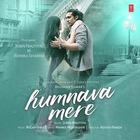 دانلود آهنگ هندی جوبین نوتیال به نام Humnava Mere + متن آهنگ
