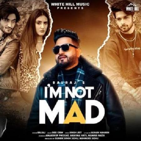 دانلود آهنگ هندی Balraj به نام Im Not Mad + متن آهنگ