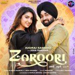دانلود آهنگ هندی Jugraj Sandhu به نام Zaroori + متن آهنگ