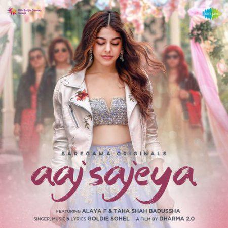 دانلود آهنگ هندی Goldie Sohel به نام Aaj Sajeya + متن آهنگ