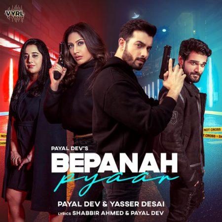 دانلود آهنگ هندی Yasser Desai به نام Bepanah Pyaar + متن آهنگ