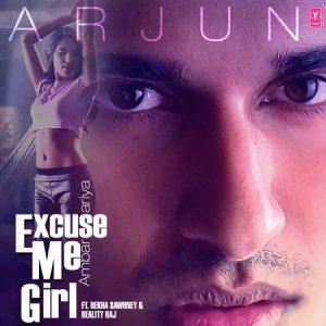 دانلود آهنگ هندی آرجون به نام Excuse Me Girl + متن آهنگ