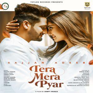 دانلود آهنگ هندی Simar Kaur به نام Tera Mera Pyar + متن آهنگ