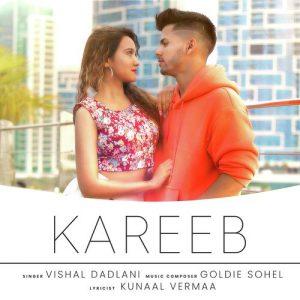 دانلود آهنگ هندی Vishal Dadlani به نام Kareeb + متن آهنگ