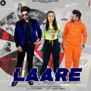 دانلود آهنگ هندی Singga به نام Laare + متن آهنگ